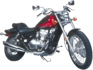 motorcycle 130